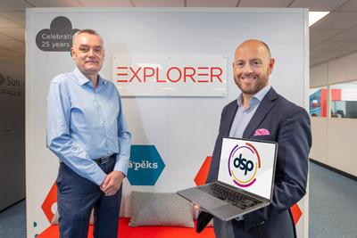 DSP acquires Explorer UK