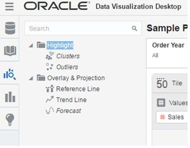 Oracle Data Visualization Cloud Service