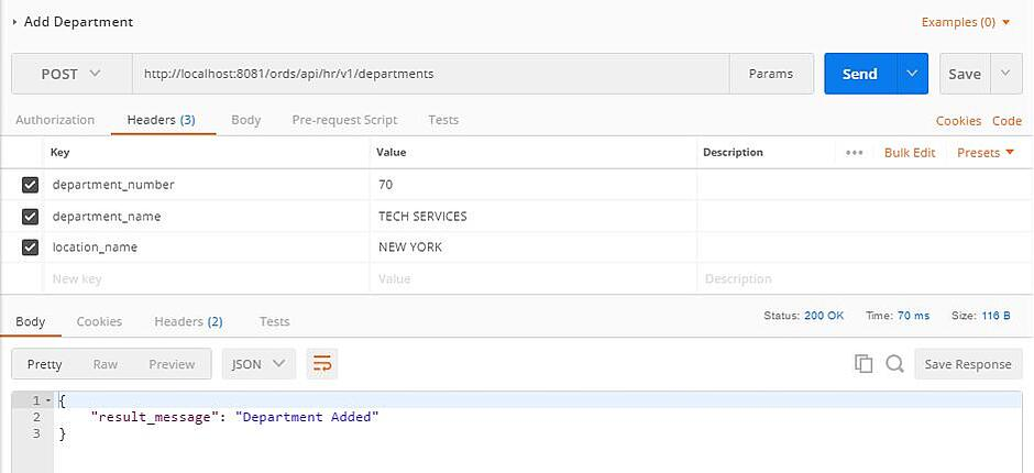 ORDS,OAuth2 & Web Services in APEX