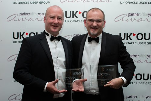 Explorer Wins 2 Prestigious UKOUG Oracle Partner Awards!