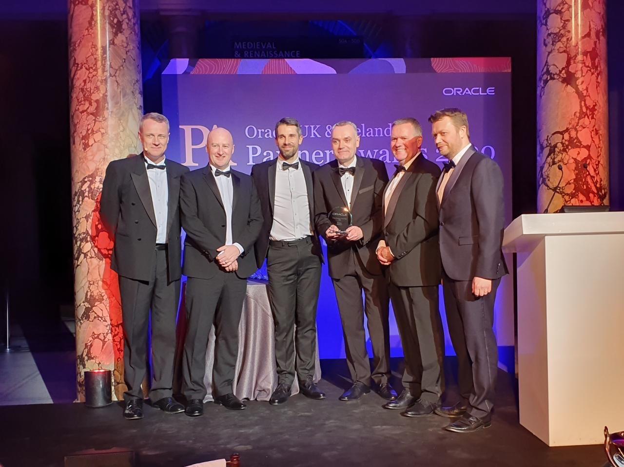 Explorer Awarded Exadata Partner of the Year 2020