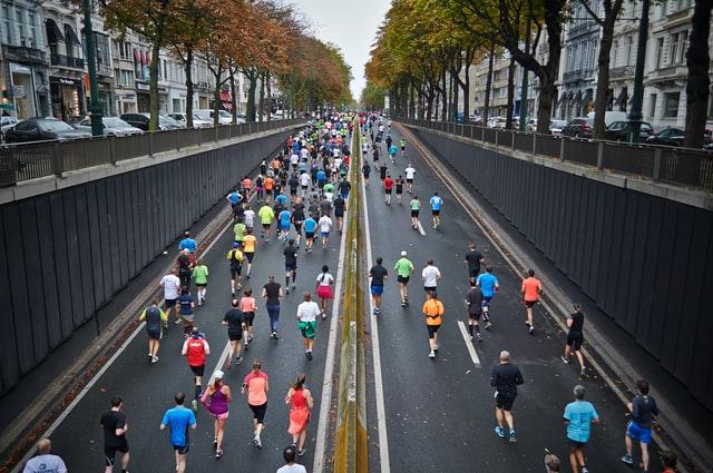 Oracle Analytics and the London Marathon